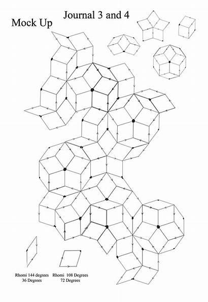Shapes Coloring Geometric Drawing Printable Geometrical Shape