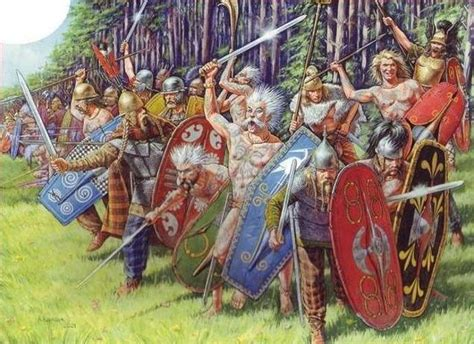 15 things you should about the gallic wars part i