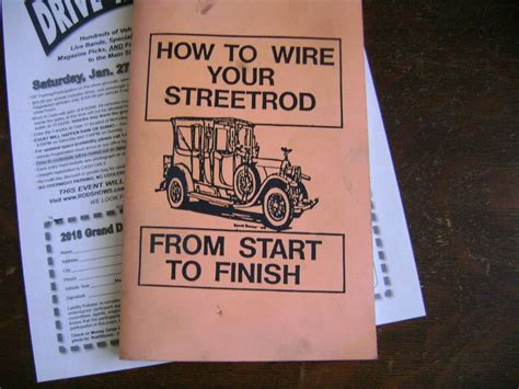 Technical Basic Hot Rod Wiring Diagram With Chevy