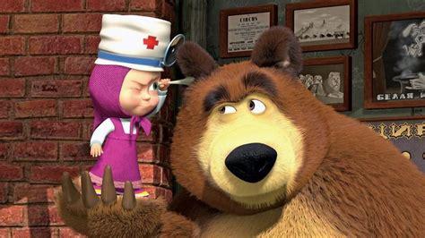 Masha And The Bear Tv Series