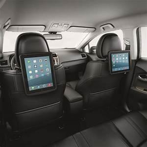 Ipad Halterung Auto : toyota bringt entertainment in die zweite sitzreihe auto medienportal net ~ Buech-reservation.com Haus und Dekorationen