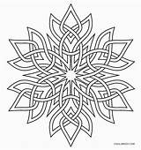 Snowflake Coloring Pages Snowflakes Adults Cool2bkids Printable Christmas Adult Toddlers Colouring Winter Drawing Line Sheets Patterns Getdrawings Template Dendrite sketch template