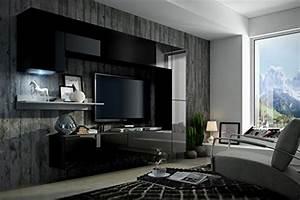Exklusive Tv Möbel : schwarz m bel von homedirectltd g nstig online kaufen bei m bel garten ~ Sanjose-hotels-ca.com Haus und Dekorationen
