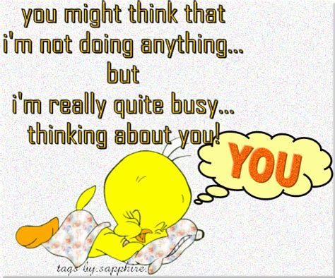 thinking of you clipart glig the community