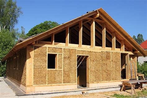 Haus Aus Strohballen by Other Types Of Construction Smarter Homes