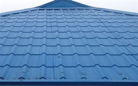 aluminium long span roofing sheets and step tiles