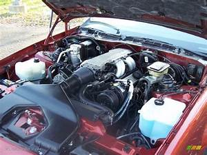 1986 Chevrolet Camaro Z28 Coupe 305 Cid V8 Engine Photo