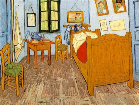 la chambre à coucher gogh vincent gogh 1853 1890 forum fr