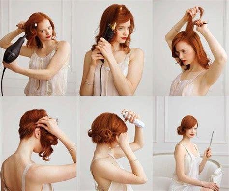 acconciatura anni  da charleston  capelli lunghi fai