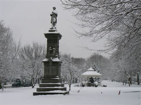 soldiers and sailors monument milford ct monuments net