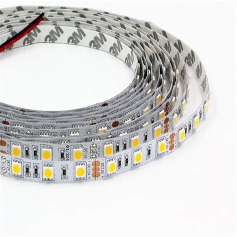dual white color dimmable led strips