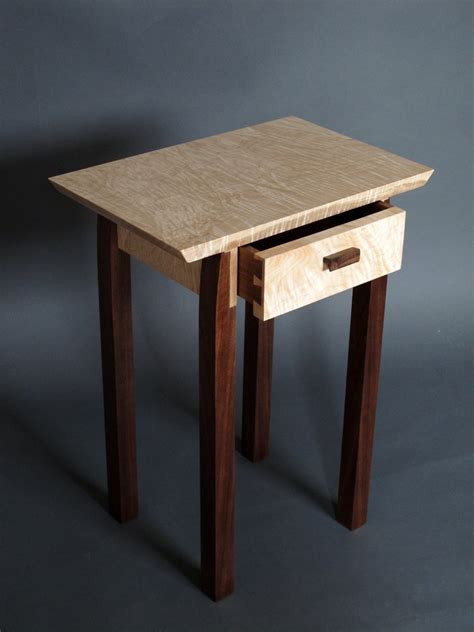 side table with drawers bed side table with drawer narrow wooden table contemporary