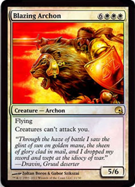graveborn deck list visual blazing archon from graveborn spoiler