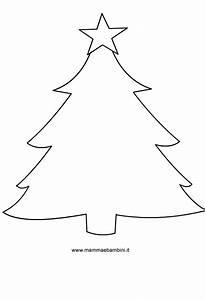 Sagome per Natale: albero di Natale Mamma e Bambini
