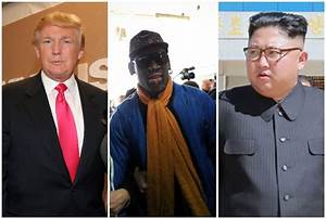 Love or Hate: Which Famous Athletes Does Trump Call Friends?