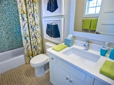 Modern Furniture Kids Bathroom Pictures  Hgtv Smart Home