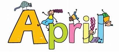 April Calendar Clipart Clip Clipartmag