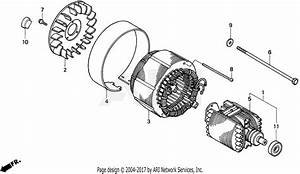 Wire Stator Diagram