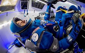 NASA's New Astronaut Suits Are Straight Out Of '2001: A ...