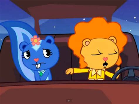 Disco Bear-female Characters Relationship