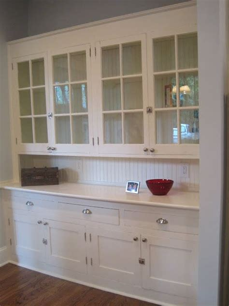 butler s pantry built in china cabinet for blue willow
