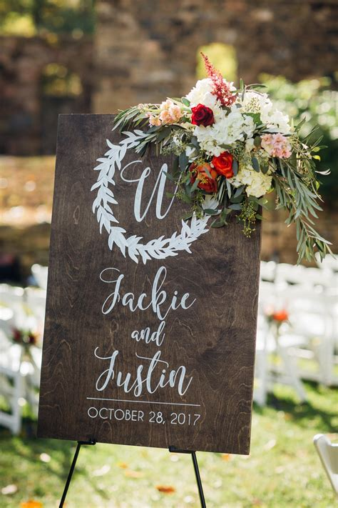wedding  sign   buy place  sign