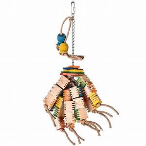 Groovy Blocks Bird Toy - Pet Products & Supplies - COOLLAPET