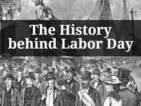 history  labor day youtube