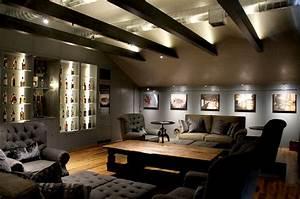 Indirekte Deckenbeleuchtung Wohnzimmer : indirekte beleuchtung f rs wohnzimmer 60 ideen ~ Michelbontemps.com Haus und Dekorationen
