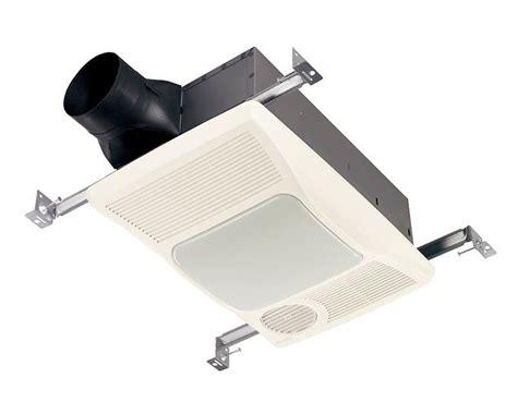 Nutone Bathroom Exhaust Fan Manual by Broan 100hl 100 Cfm Bathroom Fan Heater Light