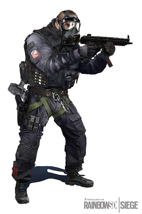 Tom Clancys Rainbow Six Siege Operator Spotlight 1