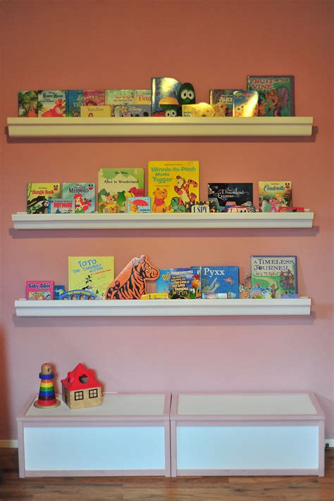 Diy Rain Gutter Bookshelves (for Under $10!) Domestic