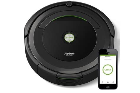 aspirateur robot roomba aspirateur robot irobot roomba 696 4304551 darty