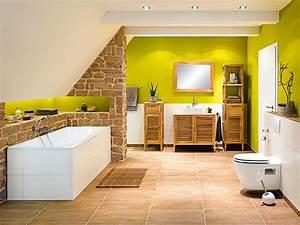 Badplanung Kleines Bad : badideen f r b der mit dachschr ge bauhaus ~ Michelbontemps.com Haus und Dekorationen