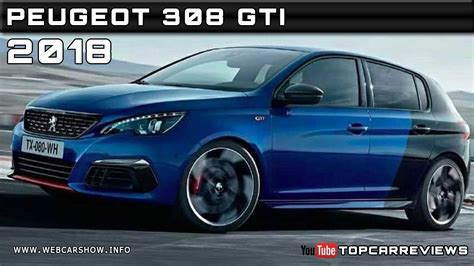 peugeot  gti review rendered price specs release