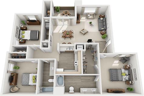 3 Bedroom Apartments Las Vegas by Luxury 1 2 3 Bedroom Apartments In Las Vegas Nv