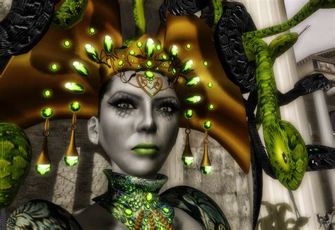Medusa from *PosESioN*   Wicca Merlin