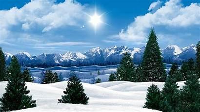 Snow Winter Nature Landscape Landscapes Lovely Wallpapers