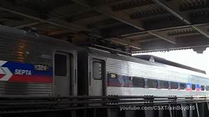 SEPTA Railfanning At Philadelphia 30th Street Station ...