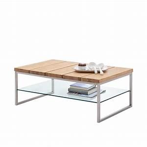 Couchtisch Metall Glas : wohnzimmer couchtisch bistrita mit glas ablage ~ Frokenaadalensverden.com Haus und Dekorationen