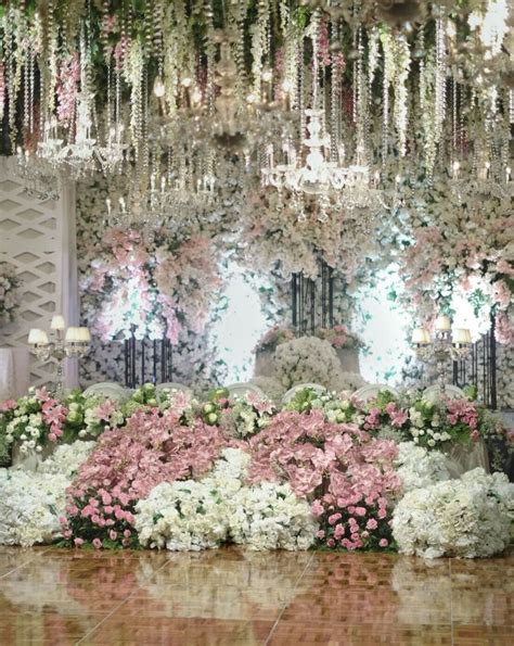cerita cha tips dekorasi pernikahan dilokasi sempit