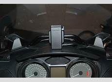 2010 R1200RT GPS Factory Mount Question BMW Luxury