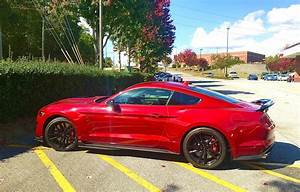 Rapid Red Metallic GT500 pictures   Page 14   2015+ S550 Mustang Forum (GT, EcoBoost, GT350 ...