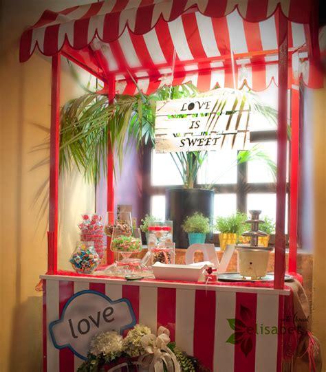 ideas  bodas originales candy bar