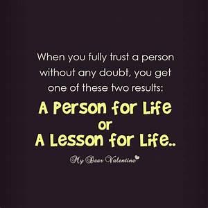 Quotes About Trust. QuotesGram