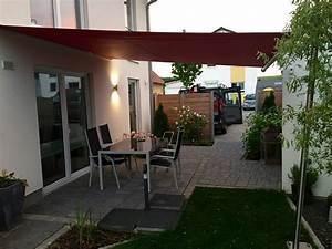 Sonnensegel Unter Glasdach : ein leichtes manuell zu bedienendes rechteckiges sonnensegel ist das shadeone von ferobau ~ Markanthonyermac.com Haus und Dekorationen