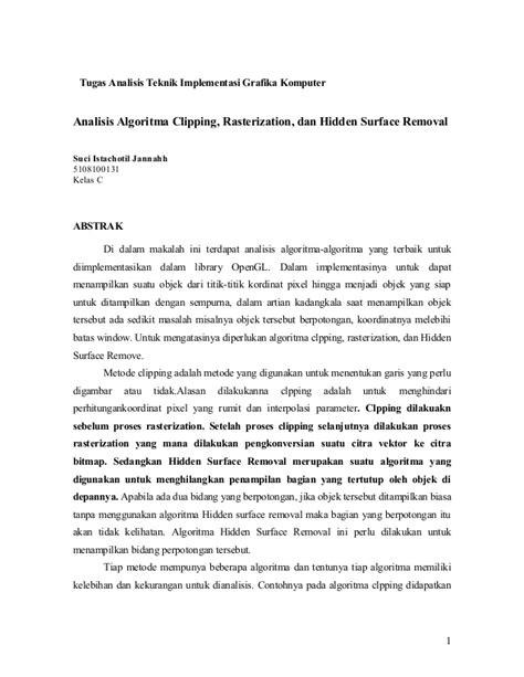 Contoh format tugas makalah