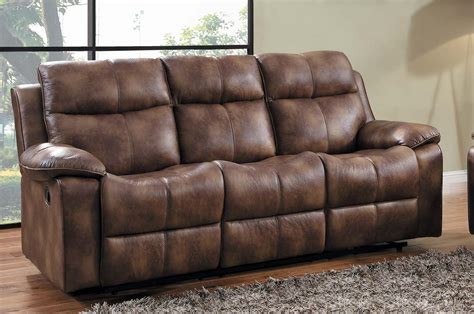 microfiber sectional recliner sofa homelegance brooklyn heights reclining sectional sofa set
