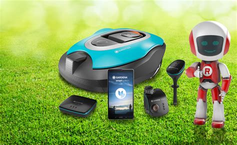 gardena smart app gardena smart for the intelligent garden myrobotcenter