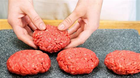 how to make a hamburger how to make mcdonalds hamburger youtube
